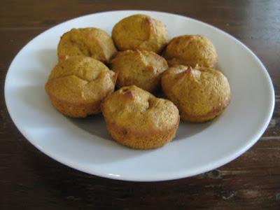 Pumpkin Muffins Recipe 2