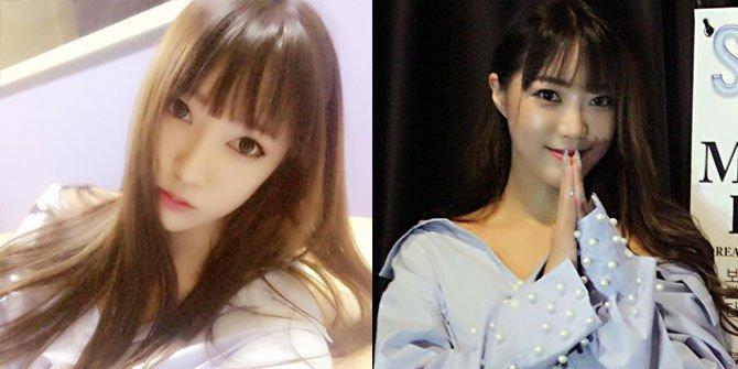 លទ្ធផលរូបភាពសម្រាប់ Danbi, Gadis Cantik Dari Korea Yang Jadi Artis Dangdut Di Indonesia