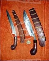 Senjata Tradisional Bengkulu