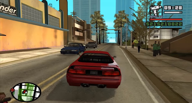Game PC Ringan, Grand Theft Auto: San Andreas