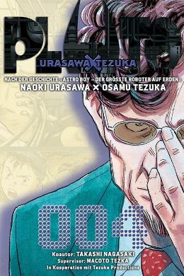 Read Naoki Urasawa – Pluto Volume 4