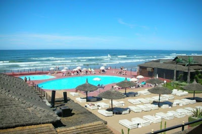 Pantai Bouznika, Tujuan Para Turis Di Ouardiga Maroko