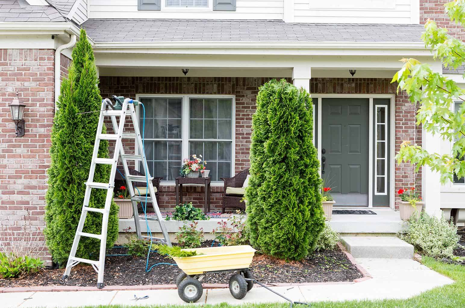 Learn how you can spruce up your home while stuck indoors.