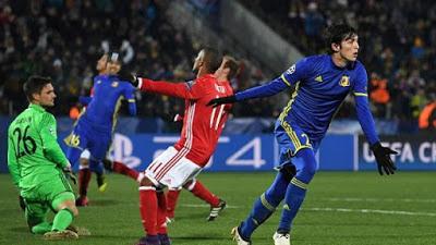 FC Rostov vs Manchester United memberikan Kejutan