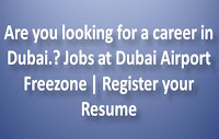 Jobs at Dubai Airport Freezone