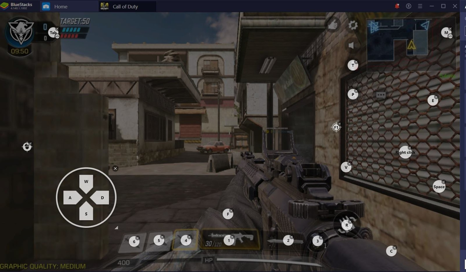 How to Play Call Of Duty Mobile in PC bluestacks