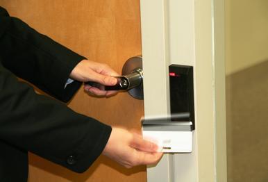 Hệ thống an ninh quản lý giám sát bằng thẻ từ tại Sunshine Garden