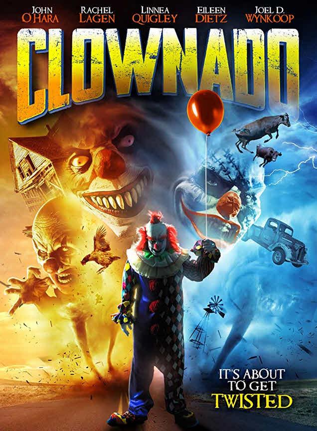 مشاهدة فيلم Clownado 2019 مترجم