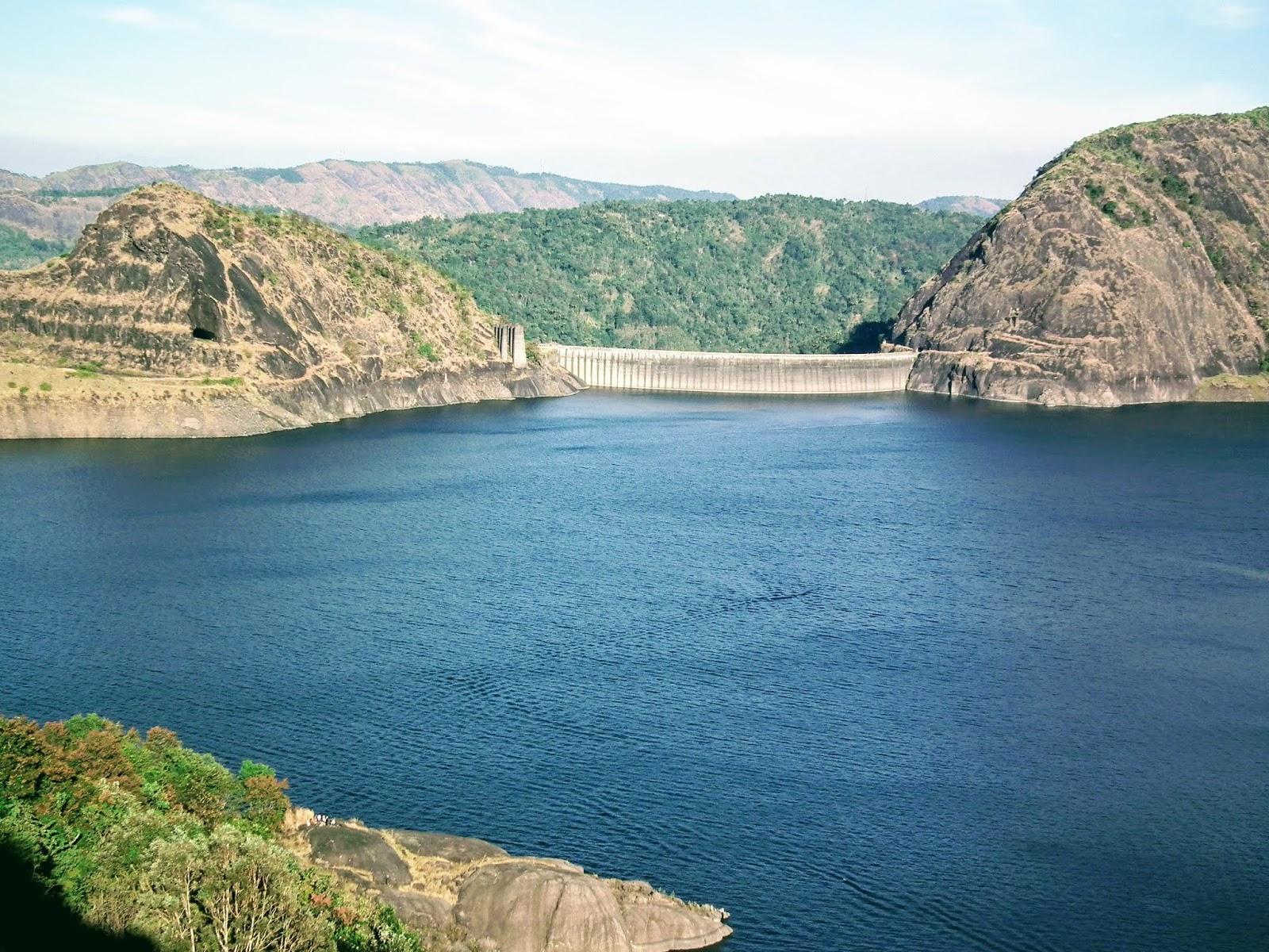 Arch dam, Idduki