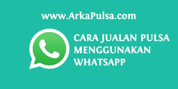 Cara Paralel Nomor WA Agar Bisa Transaksi di Server Arkana Pulsa CV Sinar Surya Suryandaru Blora