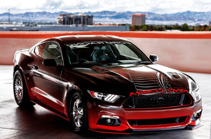 ford mustang gt king cobra - Ford Mustang King Cobra 2015