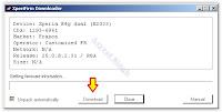 Download Sony Xperia E4g Dual Firmware