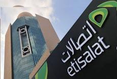 فرص توظيف شركة اتصالات للخدمات القابضة  Careers - Etisalat UAE بالامارات 2021 || www.etisalatservices.ae