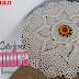 Videoaula | Toalha /Centro de mesa Diandra