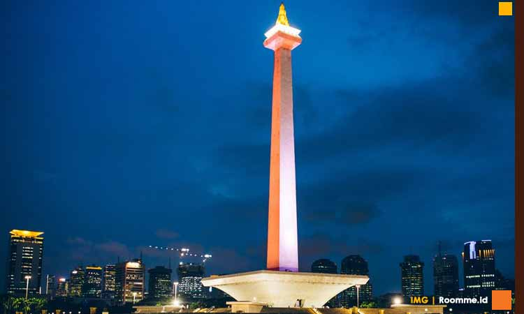 Destinasi Kunjungan Monas Jakarta