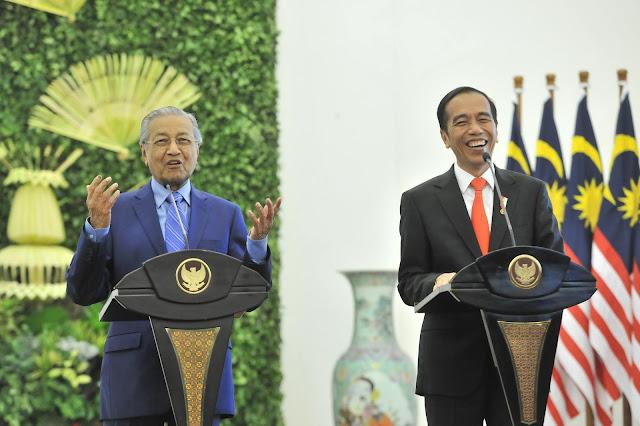 Kamis-Jumat, Presiden Jokowi Akan Kunjungi Malaysia dan Singapura