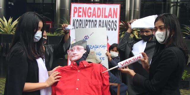 Kecewa Penanganan Kasus Bansos, BIN akan Terbangkan Merpati di Kantor KPK