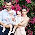 Ρούσος-Τουρζά: Φωτογραφίες μέσα από το μαιευτήριο μετά τη γέννηση του γιου τους!