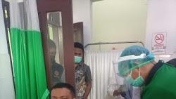 Vaksin Tahap 2 Dimulai di Kota Parepare, Siap - Siap Pedagang Pasar