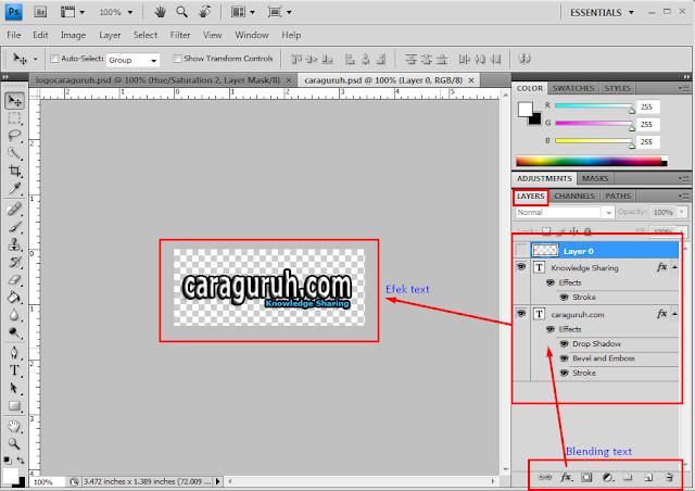 tutorial dasar adobe photoshop untuk pemula
