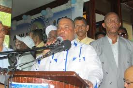 Candidato a diputado y presidente PRD Noel Luna vaticina triunfo de Nelson Guillén en San Cristóbal