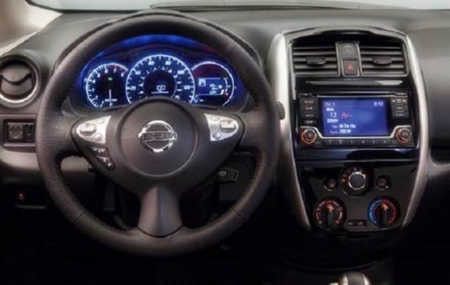 2018 Nissan Versa Redesign