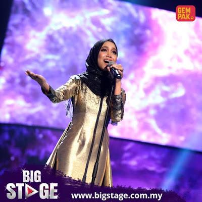 Sarah Suhairi Juara, Ini Keputusan Penuh Final Big Stage Astro 2018