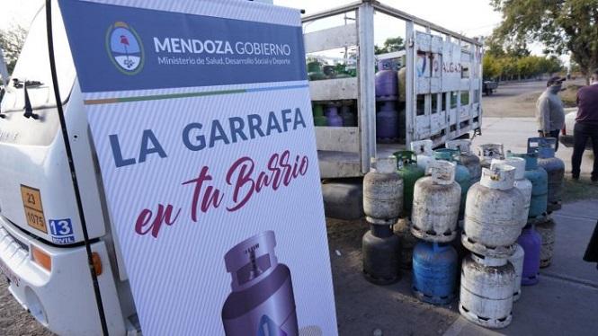 La Garrafa en tu Barrio visitará San Rafael la semana próxima