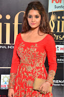 Ritika in sindoori Red Dress at IIFA Utsavam Awards 2017  Day 2  Exclusive 09.JPG