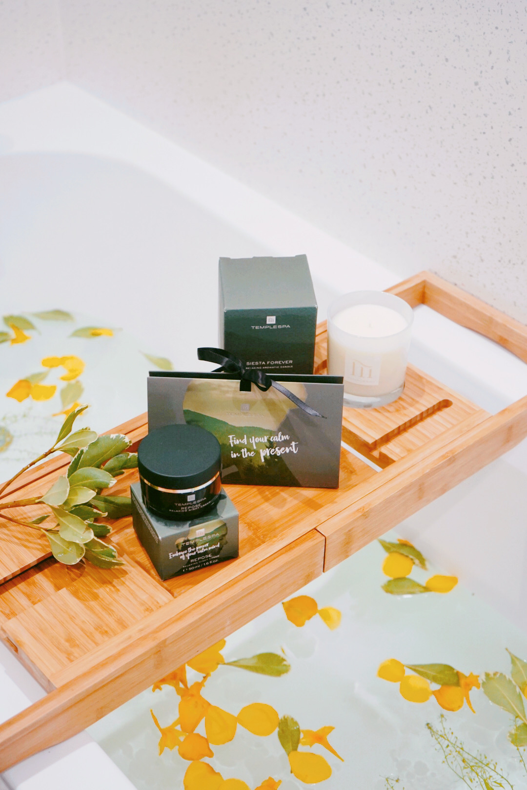 Wellness Month with Temple Spa