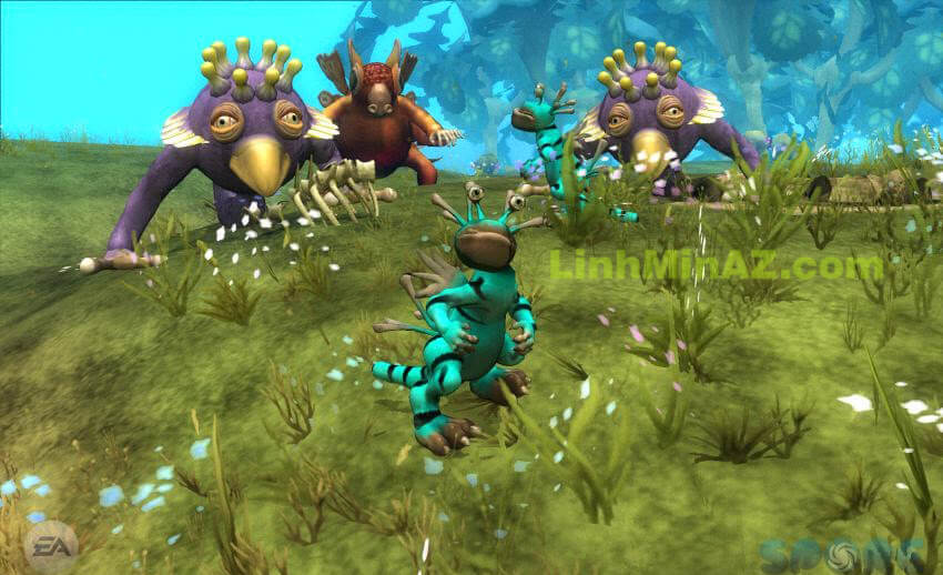 SPORE COLLECTION free download1