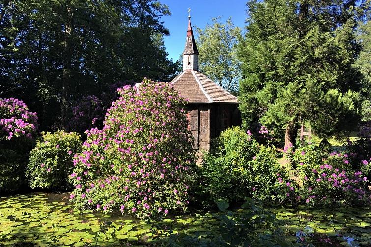 Inselkapelle der Grafenfamilie Erbach