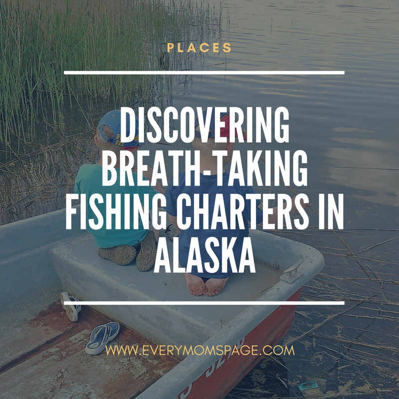 Discovering Breath-taking Fishing Charters in Alaska