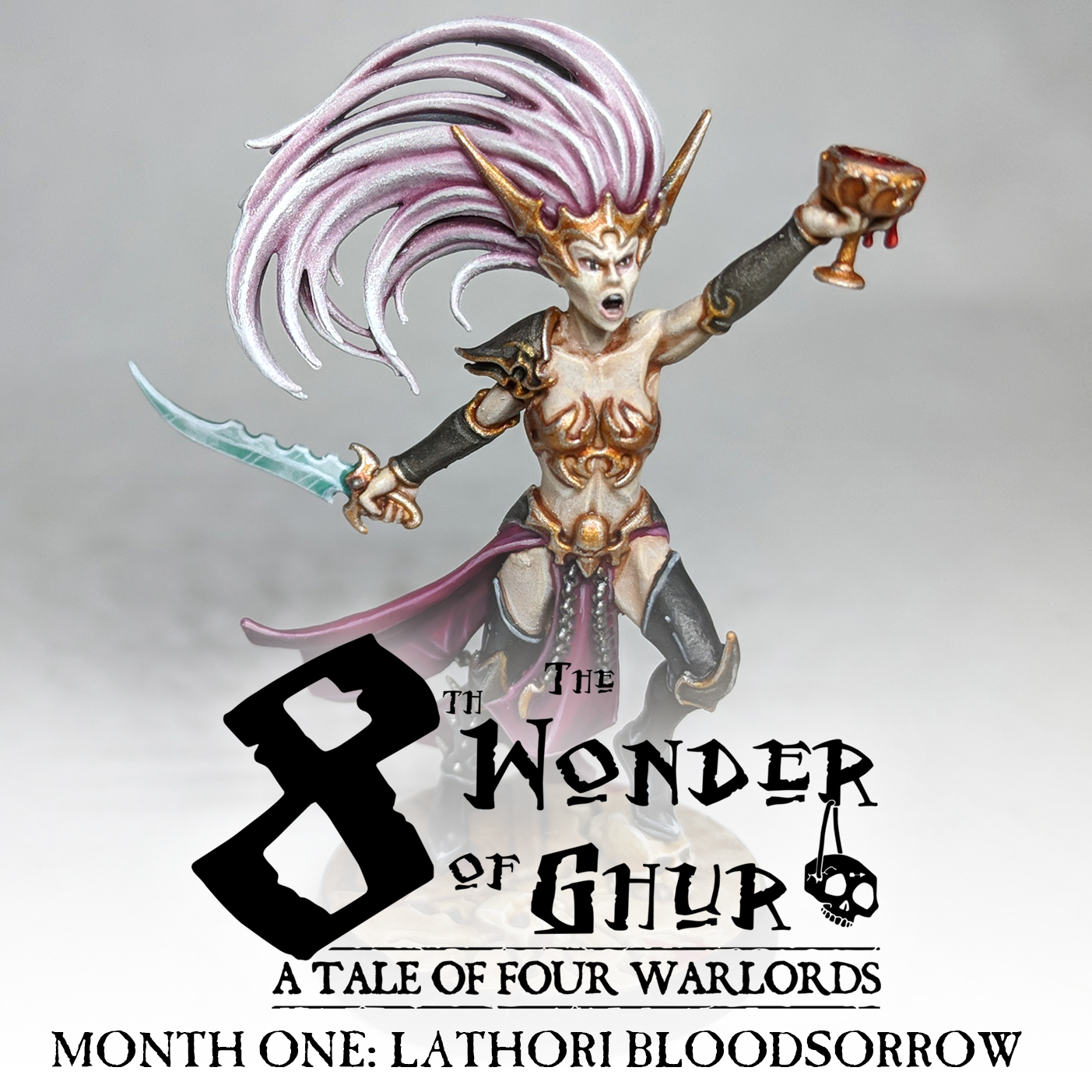 Mengel Miniatures: A Tale Of Four Warlords: Lathori