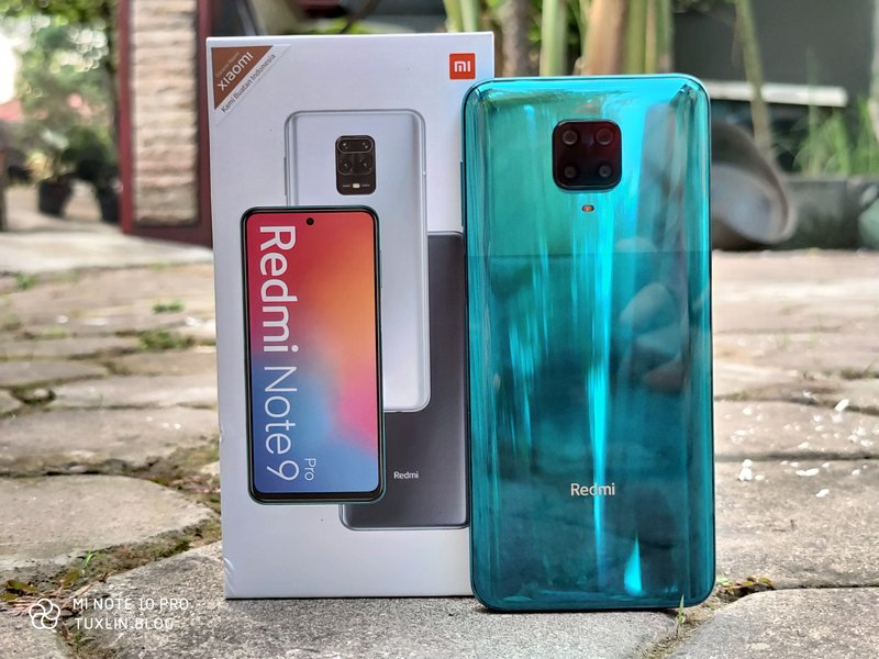 Performa Xiaomi Redmi Note 9 Pro
