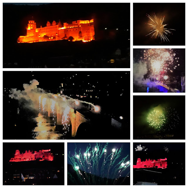 Heidelberg Castle Illumination