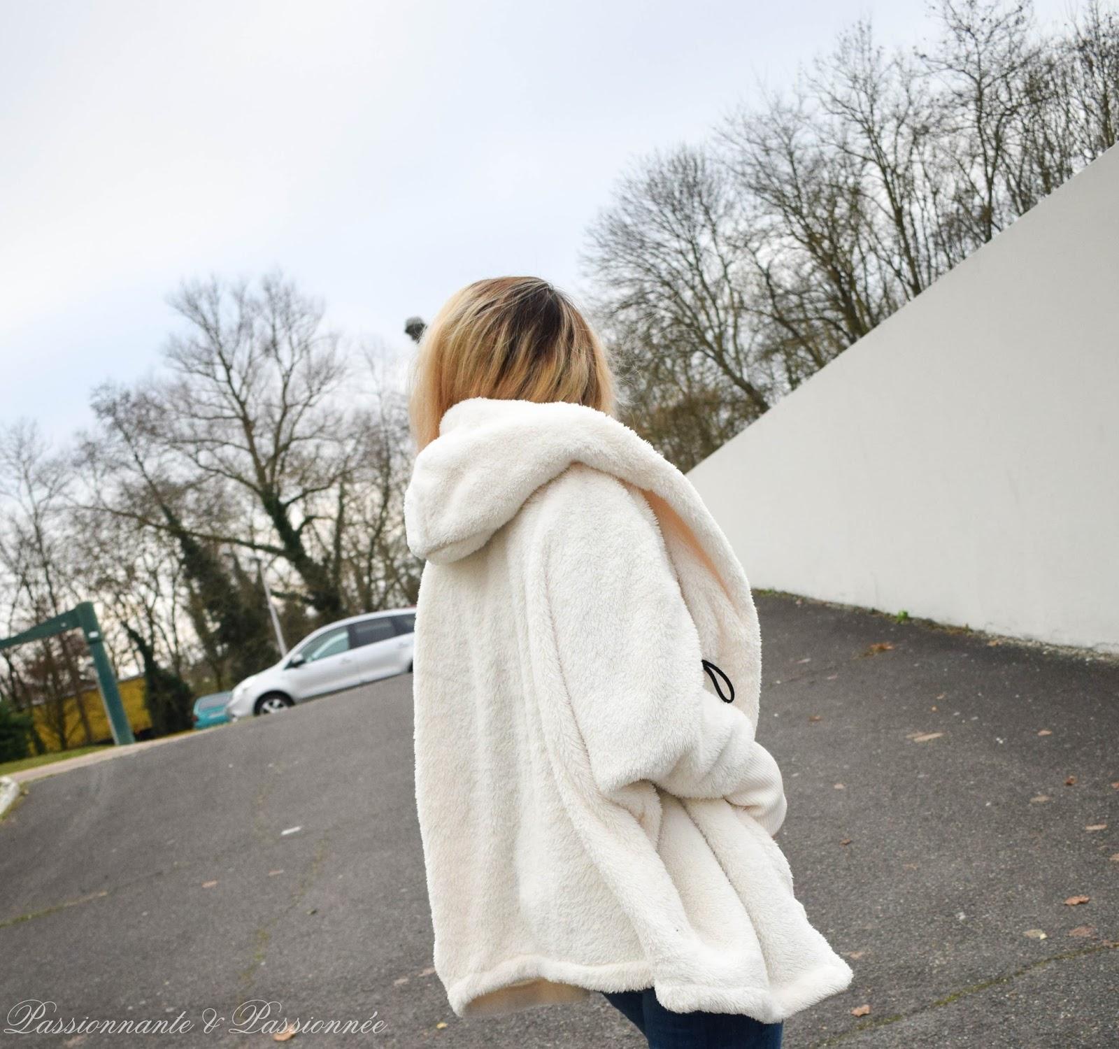 manteau pilou pilou