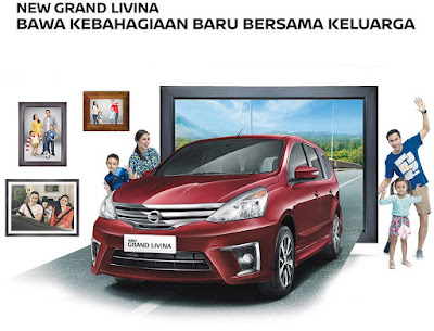 HARGA NISSAN GRAND LIVINA BARU NEW MODEL