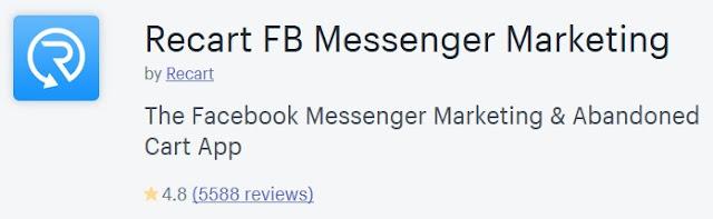 facebook remarketing app