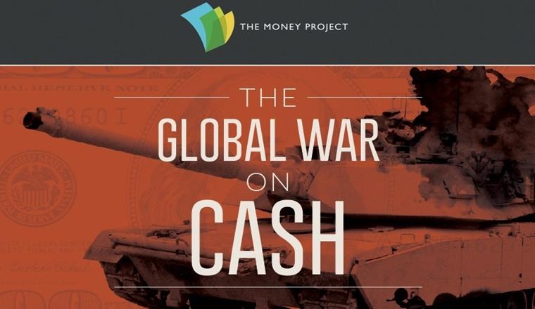 The Global War on Cash #Infographic #Cash #War #Global