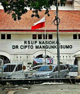 Penerimaan Pegawai Non PNS di RSUP Nasional Dr Cipto Mangunkusumo Tahun 2017