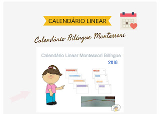 Como ensinar calendário para crianças