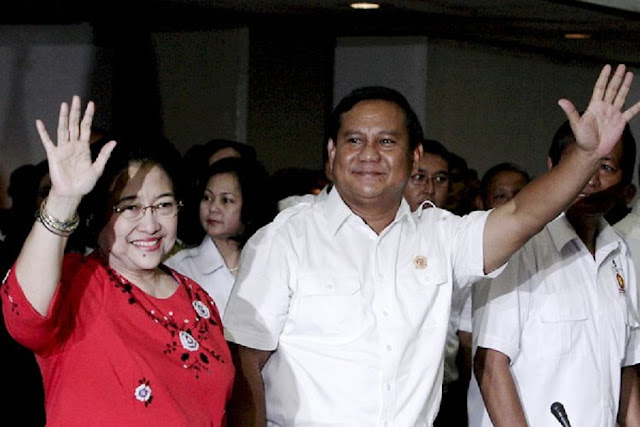 Kemesraan 2004 Terulang Kembali, Jokowi-Prabowo-Megawati Bakal Bertemu Besok di Teuku Umar