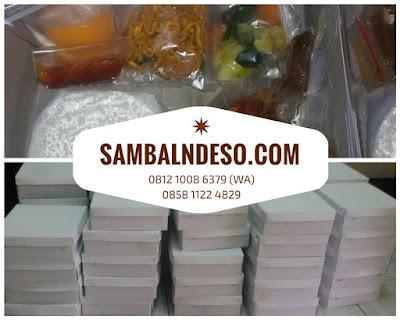 harga nasi kotak di Ciledug