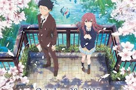 Review Anime A Silent Voice (2016) - Anime Dengan Kualitas Drama Terbaik