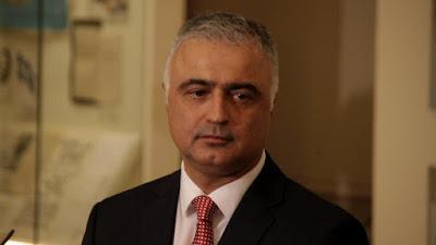 Ο Λάζαρος Τσαβδαρίδης στον τηλεοπτικό σταθμό της Βουλής των Ελλήνων.Βιντεο