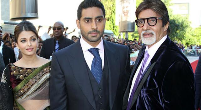 बेटे अभिषेक और बहू ऐश्वर्या के साथ इस फिल्म में नजर आ सकते हैं अमिताभ