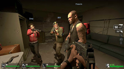 Left 4 Dead game compressed