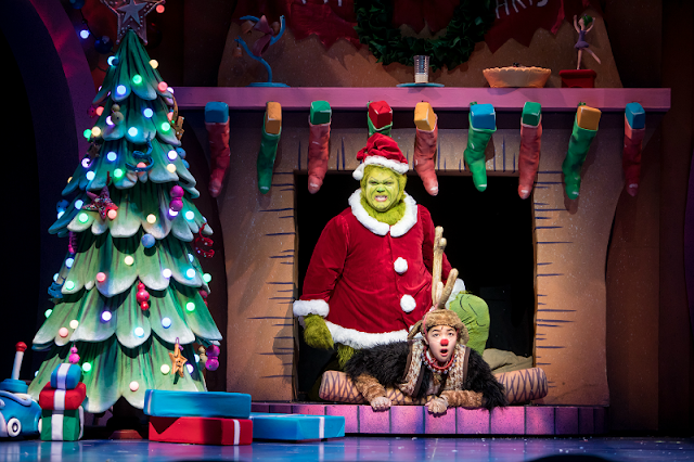 How the Grinch Stole Christmas at the Children's Theatre Company