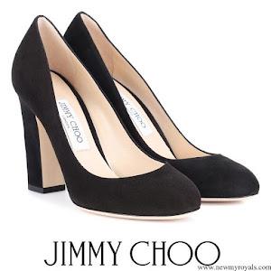 Crown Princess Mary wore Jimmy Choo Billie pumps